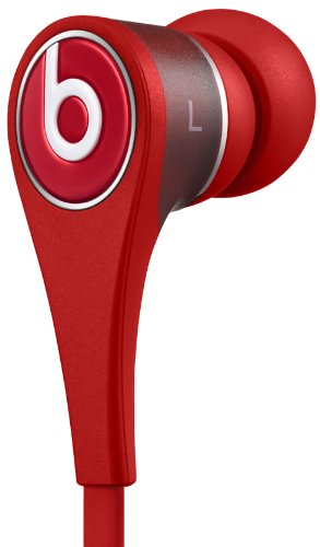 Beats by Dr. Dre Tour 2.0 Auricolari In-Ear con Control Talk, Rosso