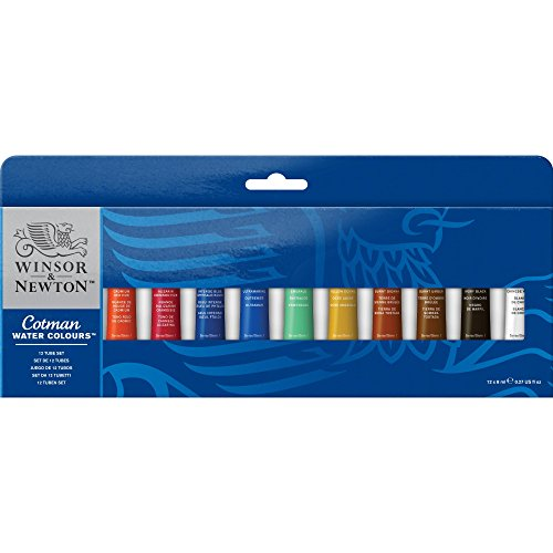 winsor-newton-cotman-lot-de-12-tubes-daquarelle-8-ml