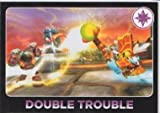 Skylanders Giants No. 039 DOUBLE TROUBLE - Power Screen Shot Individual Trading Card