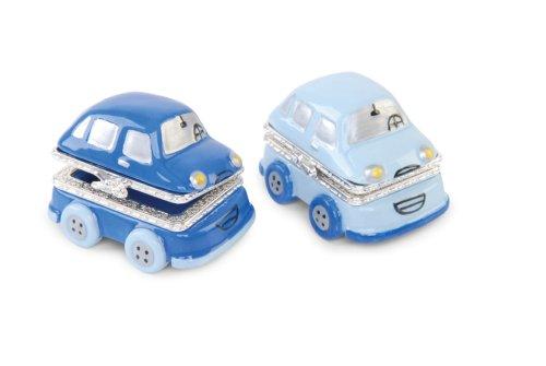 Mud Pie Baby Little Prince Car Treasure Box