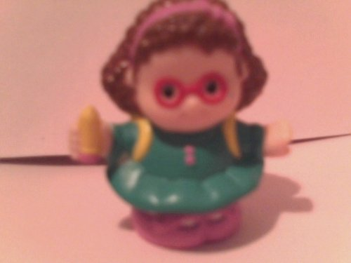 Little People Maggie with Pencil, Loose Out of Package Replacement Figure 2001