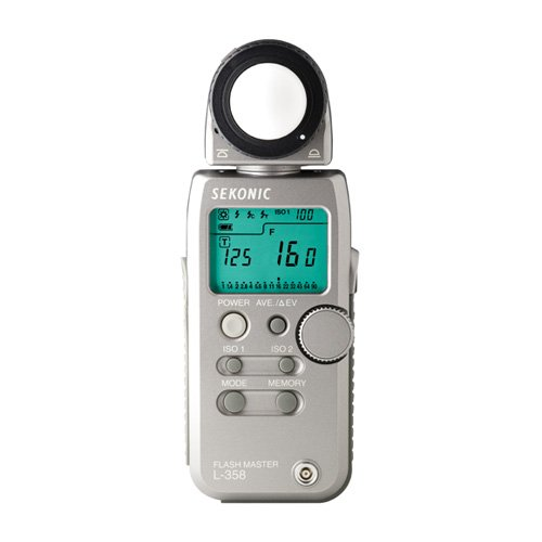 Sekonic Flash Master L-358 Digital Light/Flash Meter