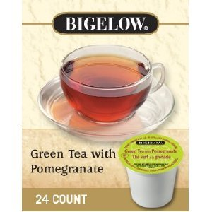 Green Tea With Pomegranate K Cup 120 Count