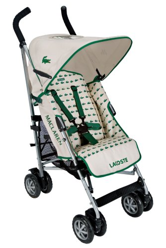 Limited Edition Lacoste-Maclaren Stroller