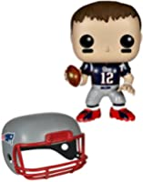Funko POP NFL: Wave 1 - Tom Brady Action Figures