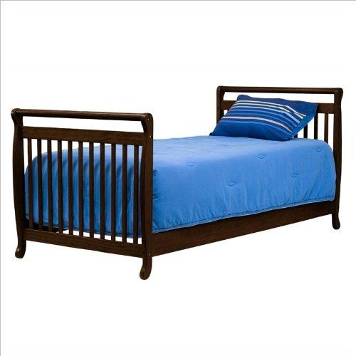 Da Vinci Emily Kids Bed In Espresso - Full front-706802