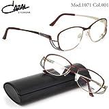 【カザール メガネ】CAZAL メガネフレーム MOD.1071 Col.001:ドイツの最重要ブランド!