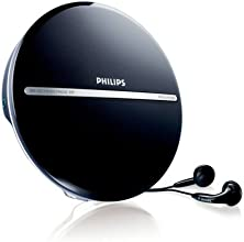 Philips EXP2546 Portable MP3-CD Player