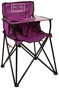 ciao! baby Portable Highchair from ciao! baby