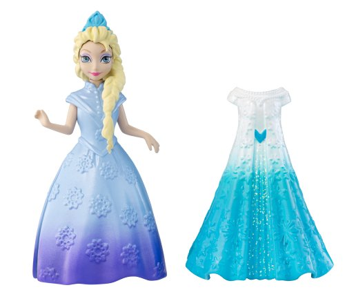 Disney Frozen Magiclip Elsa Doll back-795036