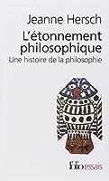 L'étonnement philosophique