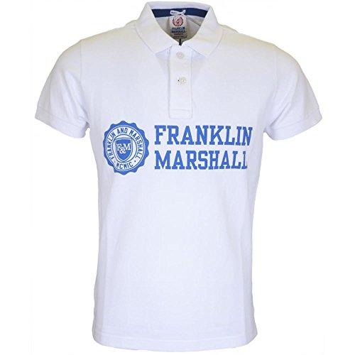 Franklin & Marshall -  Polo  - Uomo bianco Medium