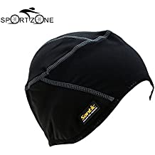 Alcoa Prime Black Winter Cycling Caps Outdoor Bike Bicycle Hat Windproof Fleece Thermal Cap Sports Hat For Outdoor...