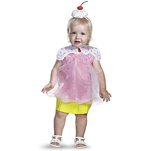Cupcake Cutie Toddler Costume - 2T