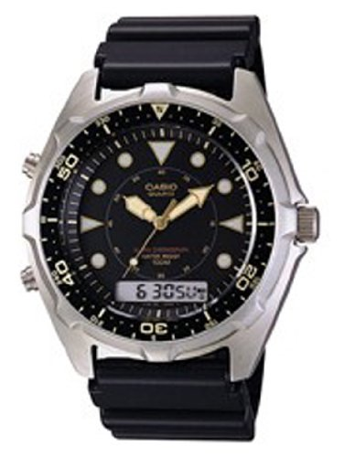 Men&#8217;s Casio Marine Gear Diver&#8217;s Watch