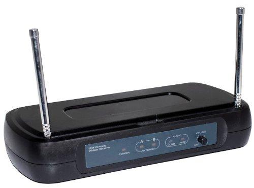 micros sans fil bst udr66 microphone sans fil noir. Black Bedroom Furniture Sets. Home Design Ideas