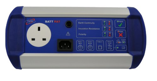 BattPAT Portable Appliance Tester