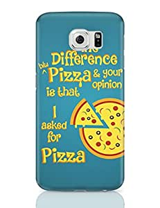 PosterGuy Samsung Galaxy S6 Case Cover - Pizza | Designed by: Arif