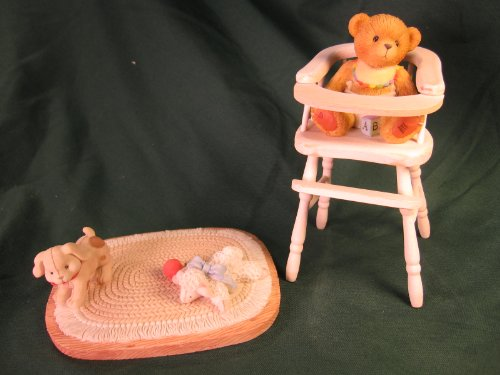 Cherished Teddies.......... Babs... A Baby Fills The Empty Space In Every Heart