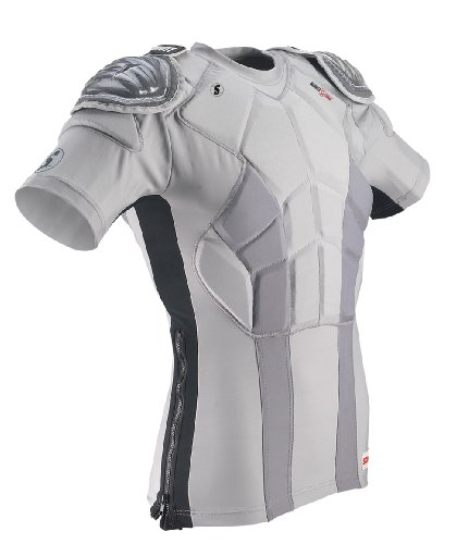 Schutt Dna Practice Shirt Youth Gray Small Sporting
