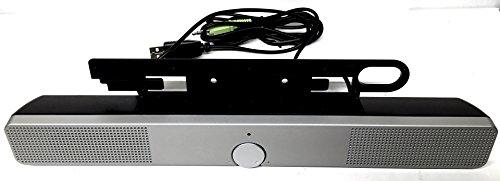 HP Smartbuy Silver Flat Panel Speaker Bar