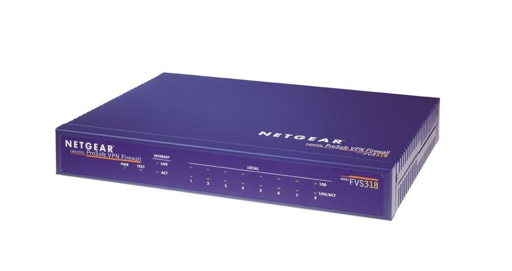 Firewall hardware NETGEAR PROSAFE FVS318 BLEU
