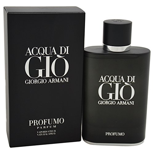 Giorgio Armani Acqua di Gio Profumo Eau de Parfum, Uomo, 125 ml