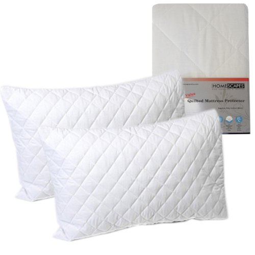 homescapes-great-value-non-allergenic-quilted-pillow-protector-white-pack-of-2