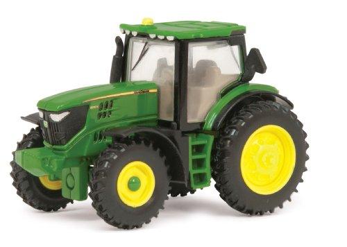Ertl John Deere 6210R Diecast Tractor, 1:64-Scale