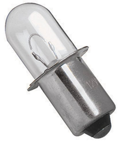 Dewalt Dw9083 18-Volt Flashlight Replacement Bulb, 2 Bulbs