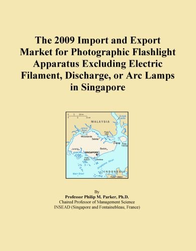 The 2009 Import and Export Market for Photographic Flashlight Apparatus Excluding Electric Filament, Discharge, or Arc Lamps in Singapore