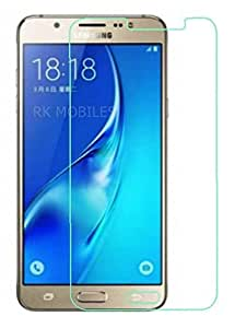 ApeCases Curved 2.5D Curved Edges Premium Tempered Glass Screen Protector For Samsung Galaxy J7 (New 2016 Edition - J710)
