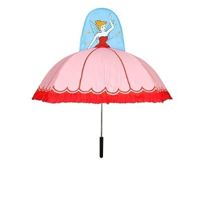 Princess Umbrella for children - blue background