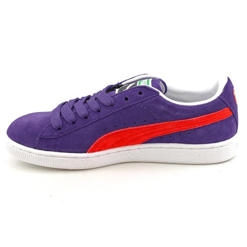 Puma-Suede-Archive-Eco-Round-Toe-Suede-Fashion-Sneakers