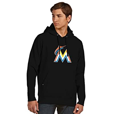 MLB Miami Marlins Men's Signature Hoodie