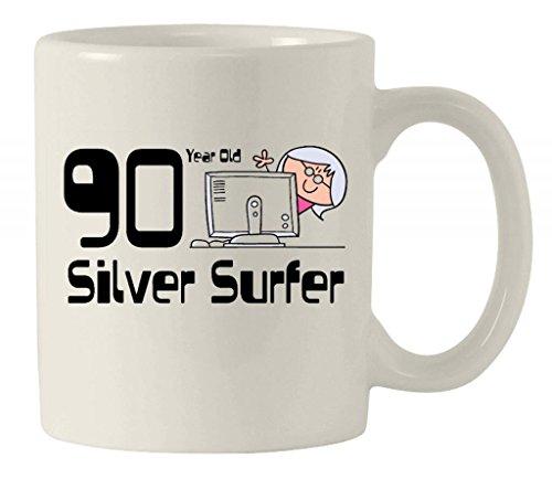 Silver Surfer dicono le donne s-Tazza in ceramica dedicata al 90° compleanno