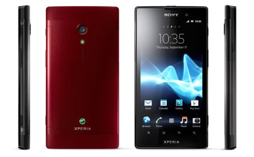 Sony Xperia Ion (LT28h) | Red image