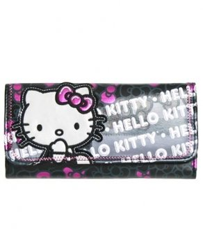 Loungefly HELLO KITTY BUBBLE BOW WALLET