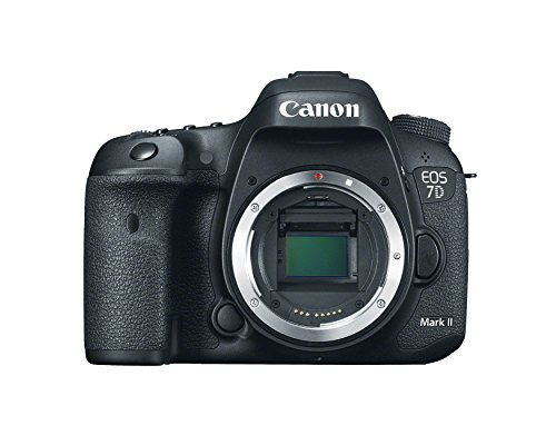 Canon EOS 7D Mark II Digital SLR Camera (Body Only) - CANON