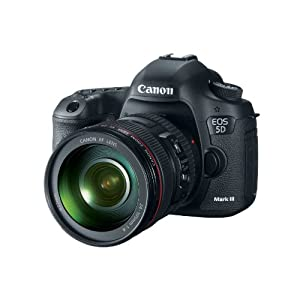 Canon EOS 5D Mark III 22.3 MP Full Frame CMOS Digital SLR Camera