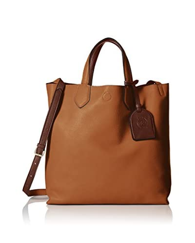 London Fog Women's Orchard Tote, Nutmeg