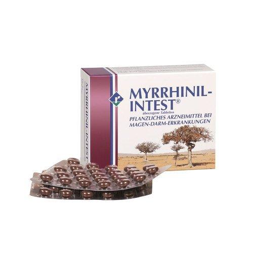 Vorschaubild: Myrrhinil Intest überzogene Tabletten 200 stk