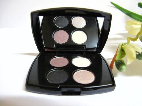 Lancome Color Design Eye Shadow Palette Daylight(matte)/ Snap(shimmer)/ Icy(sheen)/ Statuesque(intense)** Travel Size **