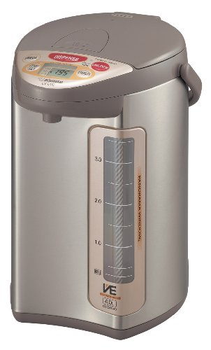 Cheap Zojirushi CV-DYC40 Super VE 4-Liter Vacuum Electric Dispensing Pot