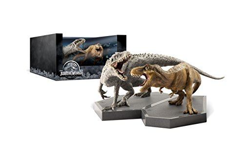 Jurassic World 3D - Limited Edition Gift Set (Blu-ray 3D + Blu-ray + DVD + Digital HD)