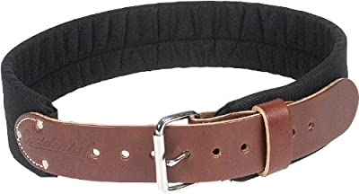 Occidental Leather 8003 LG 3-Inch Leather and Nylon Tool Belt, Large by Occidental Leather