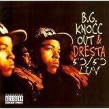 echange, troc Bg Knocc Out & Dresta - 50/50 Luv / Dpgk