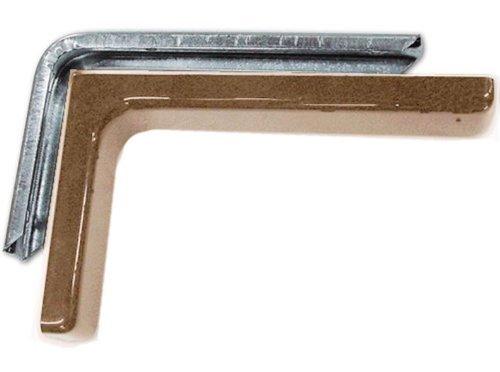 Bücherregal Möbel mit PVC-Carter Brown misst 24 cm