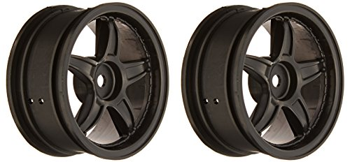 Ride 26mm Star Wheel, Offset-2, Black