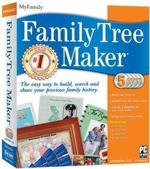 Family Tree Maker 11 2 StandardB0001X0GTG
